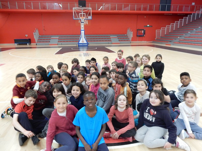 Rencontre basket